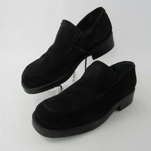Guess Genuine Suede Leather Loafers